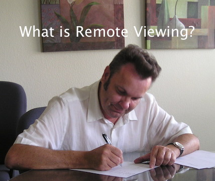 what is remote viewing