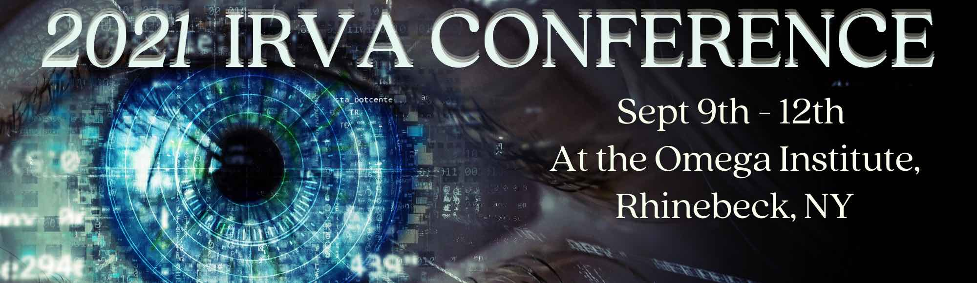 IRVA Conference Ad